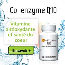 bannière coenzyme q10