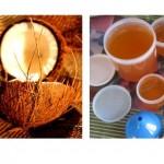 huile de coco, huile de noix de coco, bienfaits huile de coco, cosmétique naturel