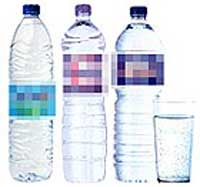 alimentation beauté : de l'eau