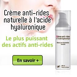 bannière crème acide hyaluronique