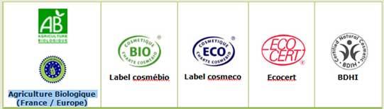 Les principaux labels et certifications de cosmétique Bio