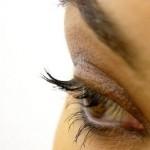 Techniques maquillage yeux noisettes