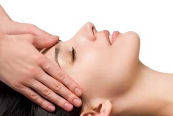 Les rides et le massage facial