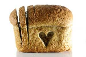 alimentation beauté : pain complet