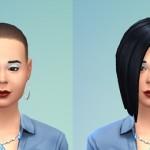 Les coiffures selon les morphologies